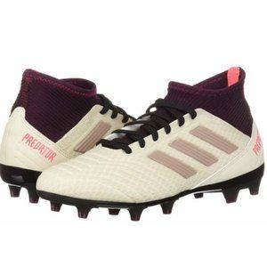 NEW Adidas Women's Predator 18.3 FG Soccer Shoes 5